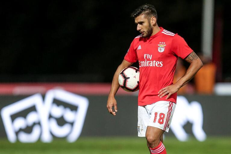 4f7ed4afc8 Os convocados do Benfica para Munique não têm Salvio  os regressos e as  ausências