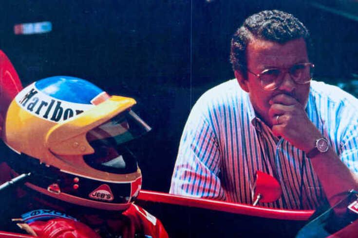 Domingos Piedade fez uma carreira sempre ligada ao automobilismo