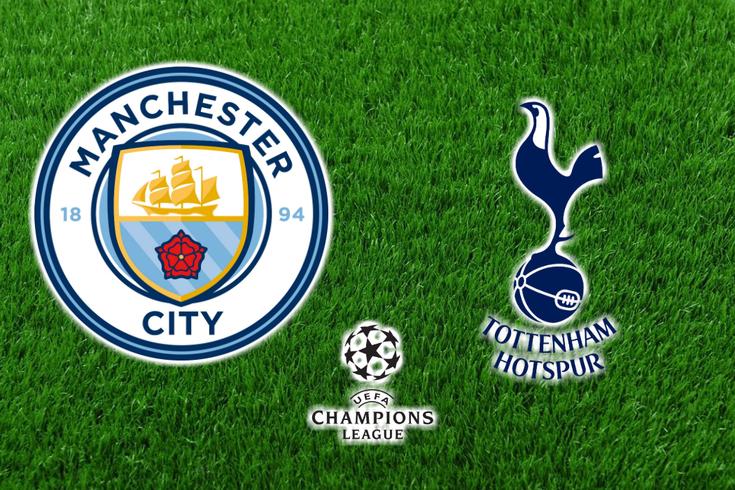DIRETO   Manchester City-Tottenham