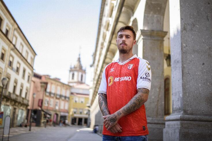 Iuri Medeiros apostado em relançar a carreira no Braga