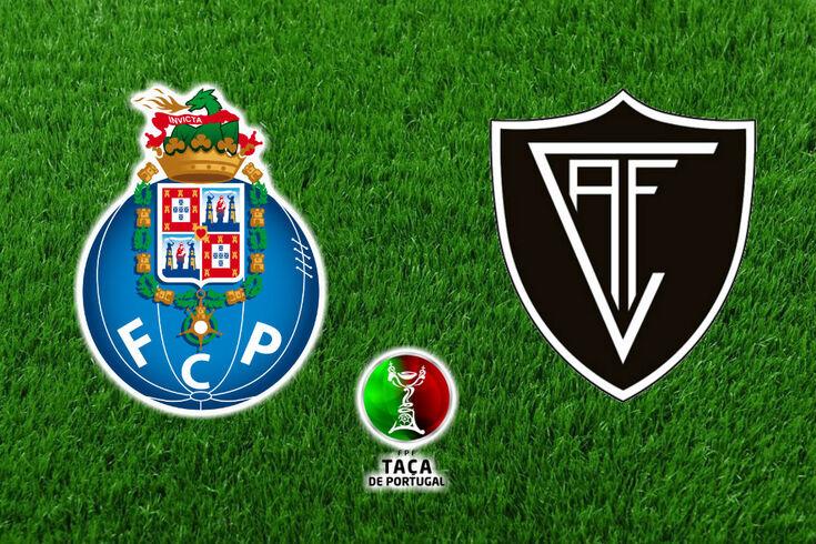 DIRETO | FC Porto-Académico de Viseu