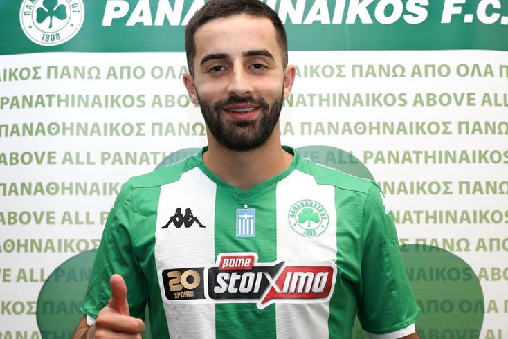 António Xavier despede-se de Tondela e ruma à Grécia