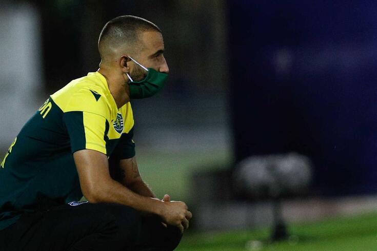 Rúben Amorim infetado com covid-19