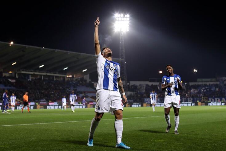 Chaves, 22/12/2019 - O GD Chaves recebeu esta noite o Futebol Clube do Porto, no Estádio Municipal de