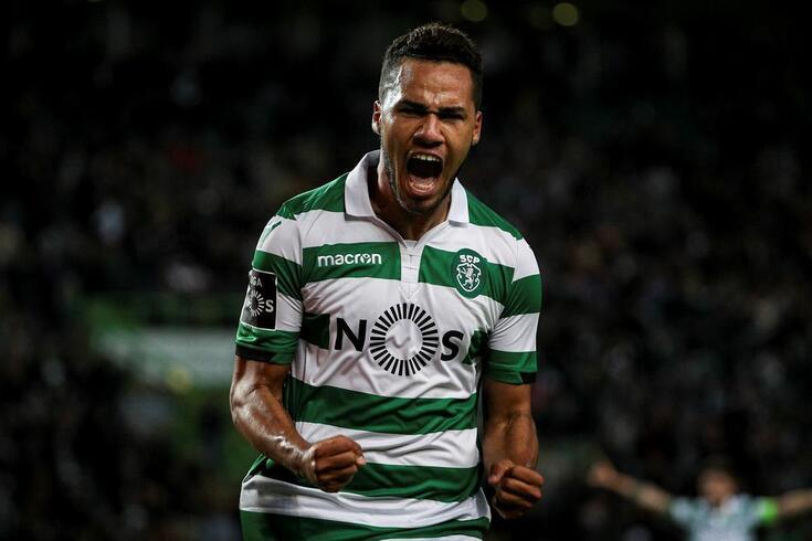 Luiz Phellype vive um grande momento no Sporting