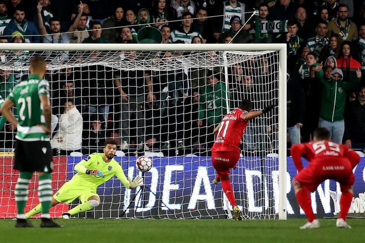 Vitória do Gil Vicente sobre o Sporting vale um estatuto especial