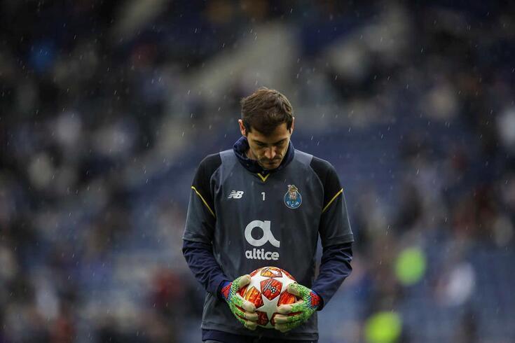 Casillas recomendou livro de José Mourinho