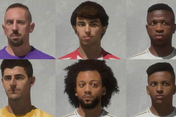 EA Sports modificou o rosto de 37 jogadores