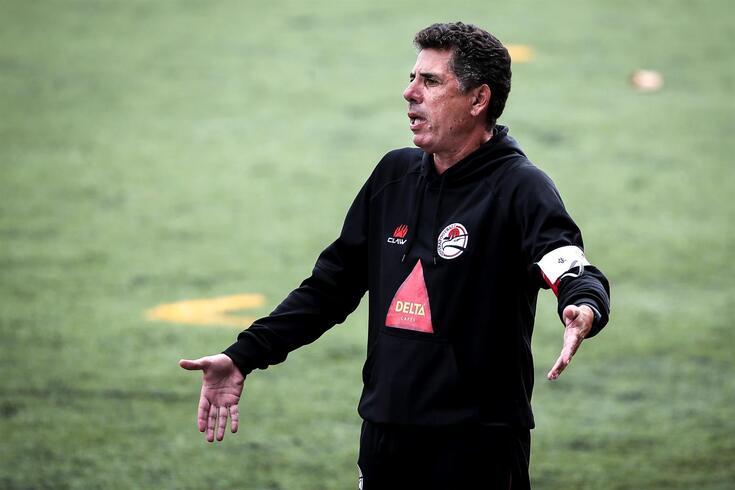 Rui Santos, ex-treinador do Sintra Football