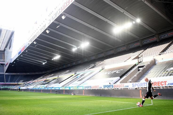DIRETO | Newcastle-Manchester City