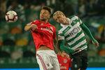 Dérbi: Sporting forte até ao descanso, Benfica mata pelo desgaste