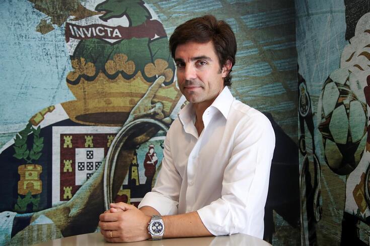 Mário Silva, treinador campeão sub-19 pelo FC Porto e vencedor da UEFA Youth League
