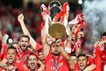 Benfica sagrou-se campeão nacional pela 37ª vez