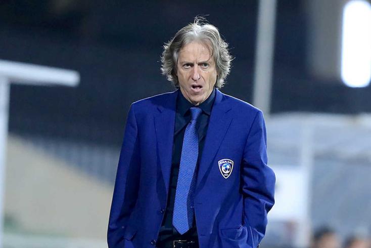 """""""Espero negociar com um clube como o Real Madrid"""", diz Jorge Jesus"""