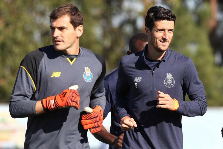 Casillas confortou Marcano com uma mensagem de força