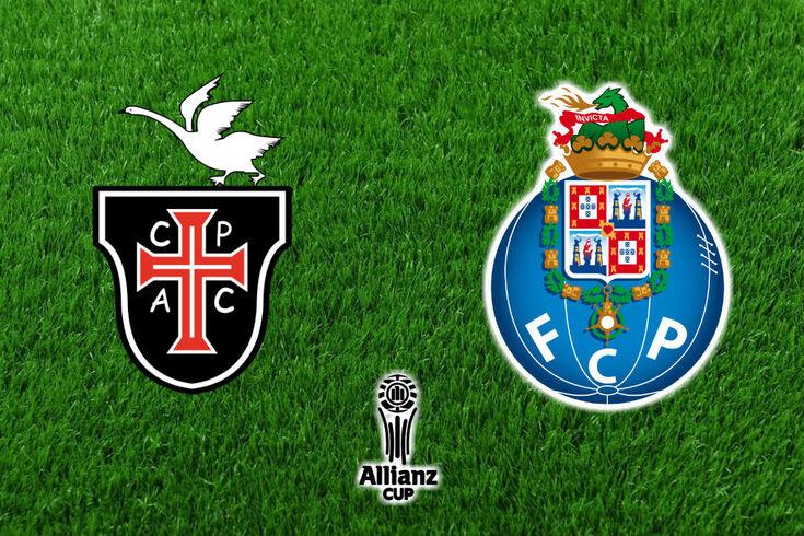 DIRETO | Casa Pia-FC Porto