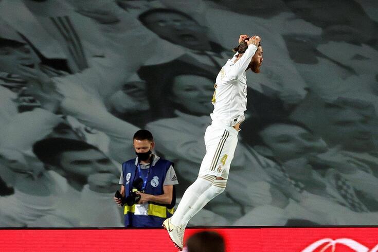 Real Madrid lidera o campeonato