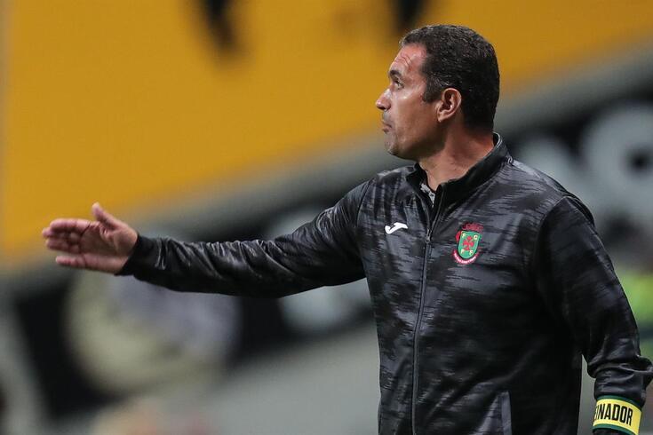 Filipe Rocha, treinador do Paços de Ferreira