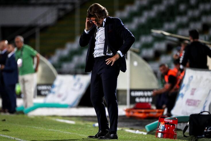 Braga de Sá Pinto conquistou apenas 12 pontos em dez jornadas