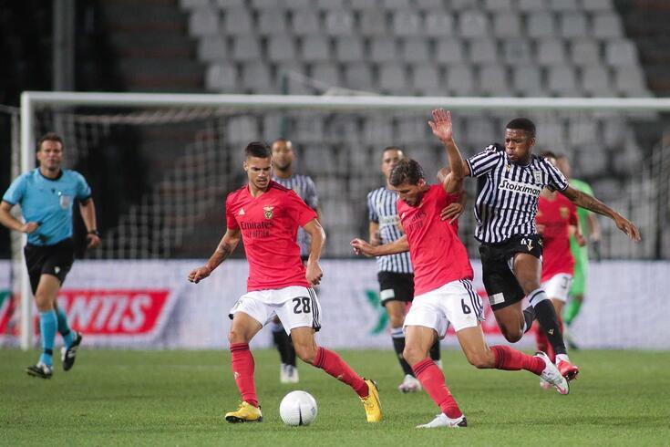 Confira a apreciação de O JOGO aos jogadores do Benfica