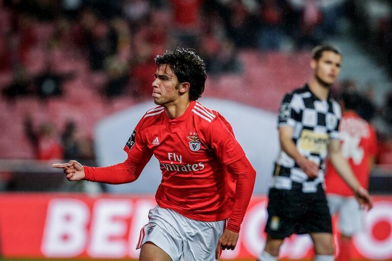 Benfica volta ao