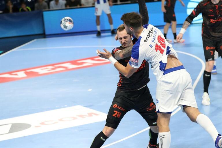 Resultado de imagem para Andebol, Montpellier-FCPorto