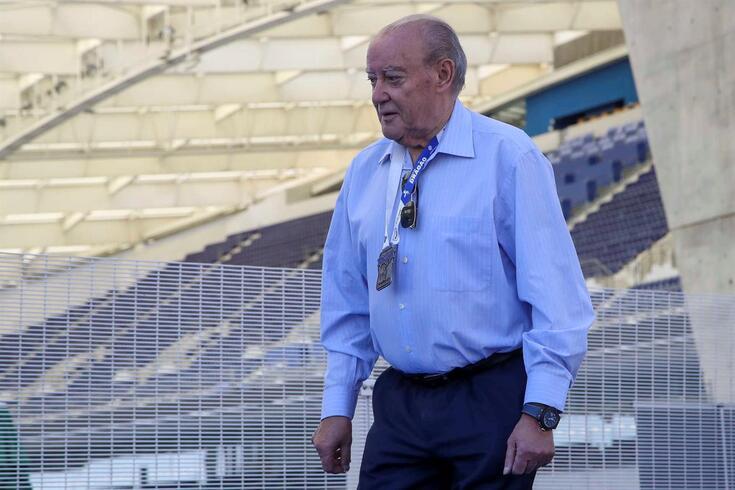 Pinto da Costa recandidata-se à presidência do FC Porto