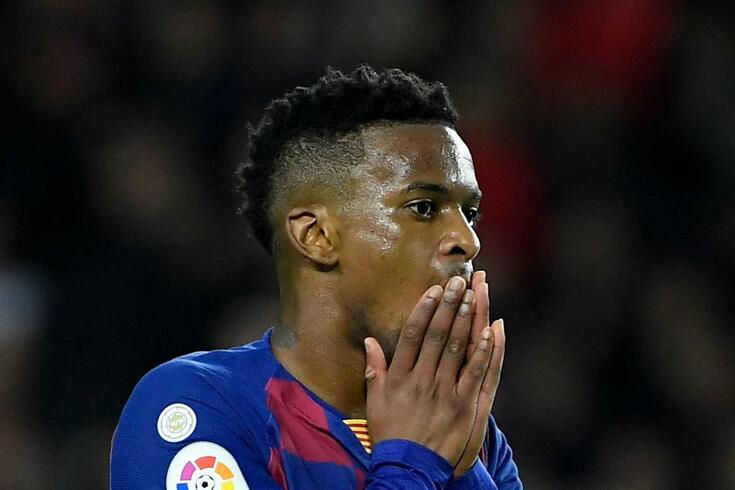 Nélson Semedo joga hoje no Barcelona