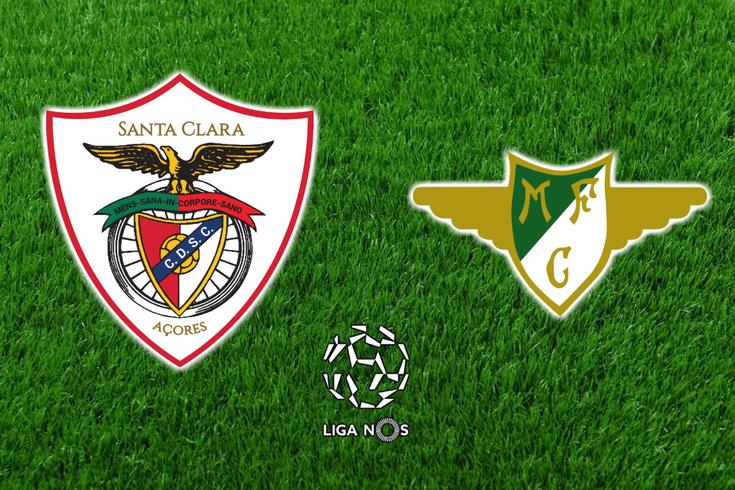 DIRETO | Santa Clara-Moreirense, 1-1