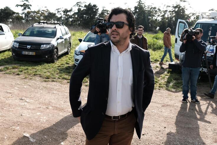 """""""O mister Jorge Jesus disse a Bruno de Carvalho para não ir à Academia"""""""