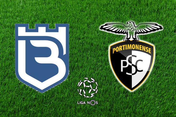 DIRETO | Belenenses SAD-Portimonense
