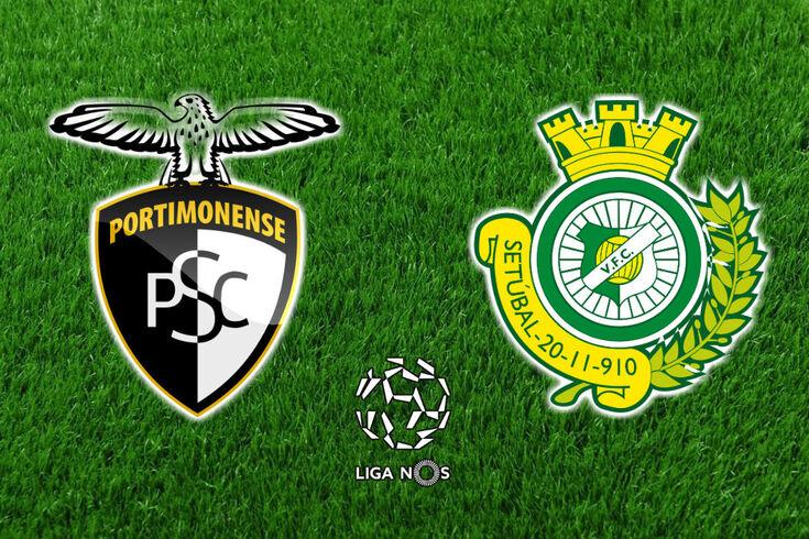 DIRETO | Portimonense-V. Setúbal
