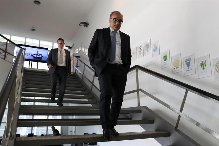 Edgar Vilaça, vice-presidente da SAD do Portimonense