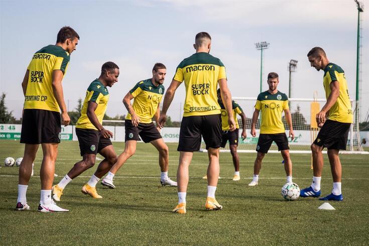 Sporting tem vários casos de covid-19 confirmados no plantel