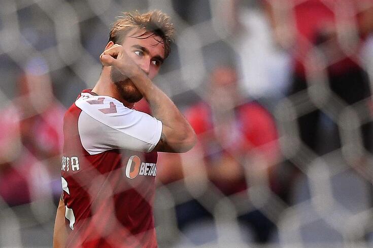 André Horta voltou a marcar depois de ter feito um golo na Dinamarca.