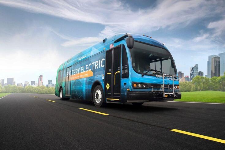 Aluguer de baterias vai acelerar adoção de autocarros elétricos
