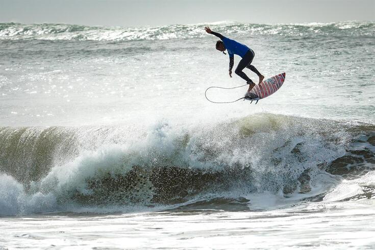 Carcavelos, 17/02/2020 - O Capítulo Perfeito, a decorrer na Praia de Carcavelos, é um evento que reúne