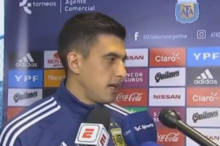 Battaglia na seleção argentina:  as impressões, o pedido de Scaloni e Messi