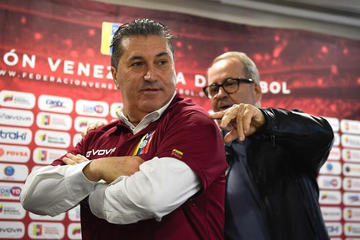 José Peseiro ambicioso no comando da seleção venezuelana