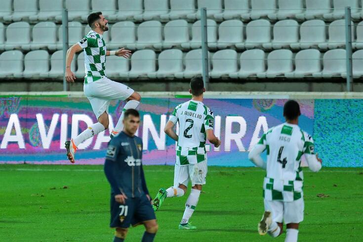 Moreirense aplica 10ª derrota consecutiva ao Aves