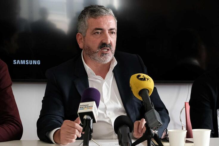 Joaquim Evangelista, presidente do Sindicato