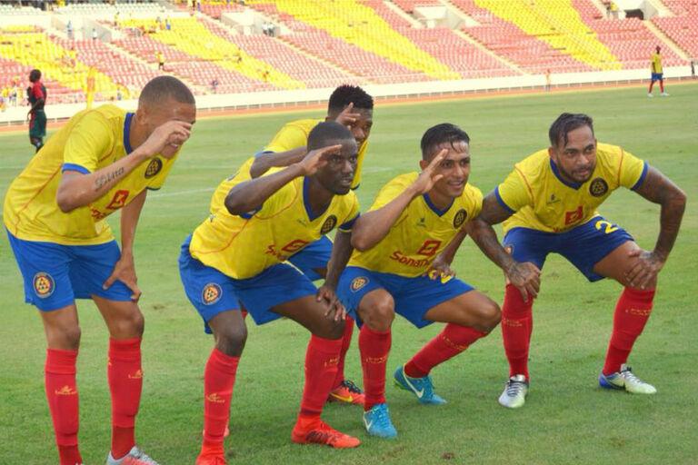 a1b79be4b5 Petro de Luanda vence Santa Rita do Uíge e isola-se no quarto lugar do  Girabola