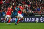 Problemas do Benfica na defesa têm-se evidenciado nos últimos jogos