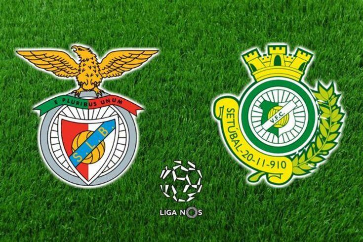DIRETO | Benfica-V. Setúbal, mais do menino prodígio e um penálti à Panenka