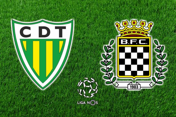 DIRETO | Tondela-Boavista