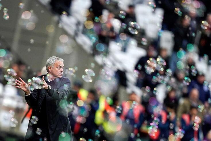José Mourinho falou de Bale