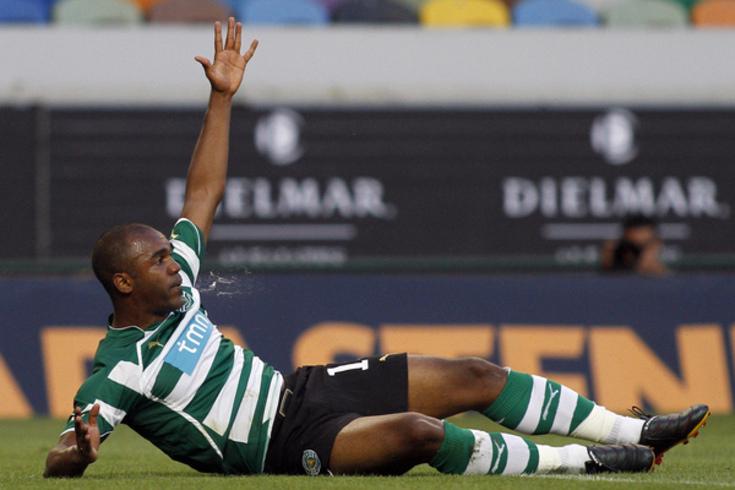 Sinama Pongolle, avançado francês que passou pelo Sporting