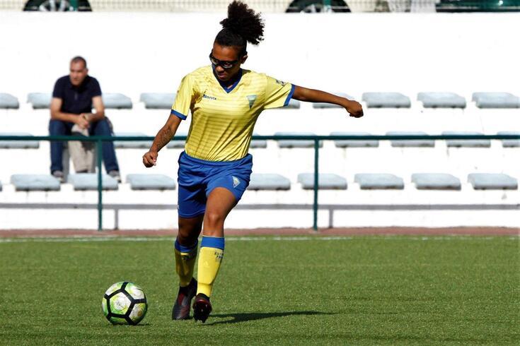 Olívia Domingos vai jogar na Roménia