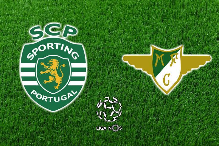 DIRETO   Sporting-Moreirense