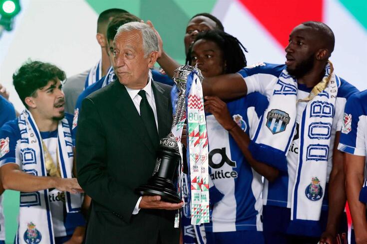 FC Porto conquistou a Taça de Portugal em Coimbra